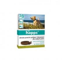 Happs Obroża przeciw pchłom i kleszczom