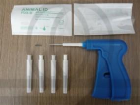Zestaw do elektronicznego znakowania zwierząt RF-ZZ256H