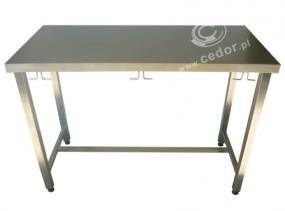 Stół weterynaryjny podstwowy | Meble dla weterynarii C-W 104