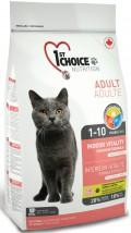 Karma dla kotów niewychodzących z domu 1st Choice Indor Vitality bez zbóż