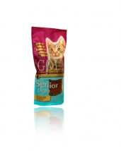Karma Nero Gold Cat Senior & Light  0,8 kg - bez pszenicy