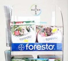 Obroża dla psów i kotów przeciw kleszczom i pchłom Foresto