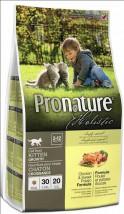 Karma dla kota Pronature Holistic Cat Growth (Kitten) kurczak i słodkie ziemnniaki bez zbóżowa
