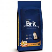 Brit cat adult chicken 8kg Brit Premium