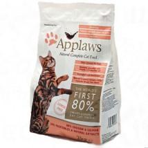 Applaws karma dla kotów kurczak z łososiem