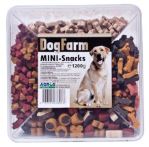 DogFarm MINI-Snacks 1,2kg