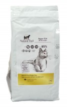 Natural Trail SUPER CAT 1,8kg sucha karma dla kotów