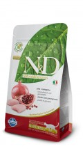 ND Grain Free NEUTERED 5kg Chicken Pomegranate Farmina Natural Delicio