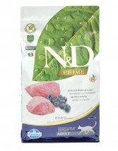 ND Grain Free Adult Cat 5kg Lamb Farmina N&D