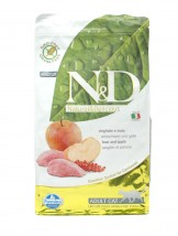 ND Grain Free Adult Cat Boar and Apple 5kg Farmina
