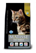 Matisse Neutered 20kg Farmina karma dla sterylizowanych, wykastrowany