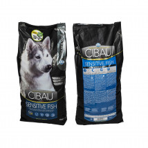 Cibau FISH RICE 12kg + 2kg (14kg) Medium / Maxi Adult Farmina