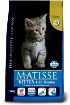 Matisse KITTEN 10kg karma dla kociąt Farmina
