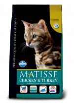 Matisse Chicken Turkey 20kg Farmina kurczak indyk warzywa