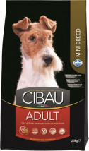 Cibau Mini Adult 2,5kg Chicken Farmina Small Breed