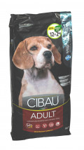 Cibau ADULT Medium 12kg + 2kg ( 14kg ) Farmina